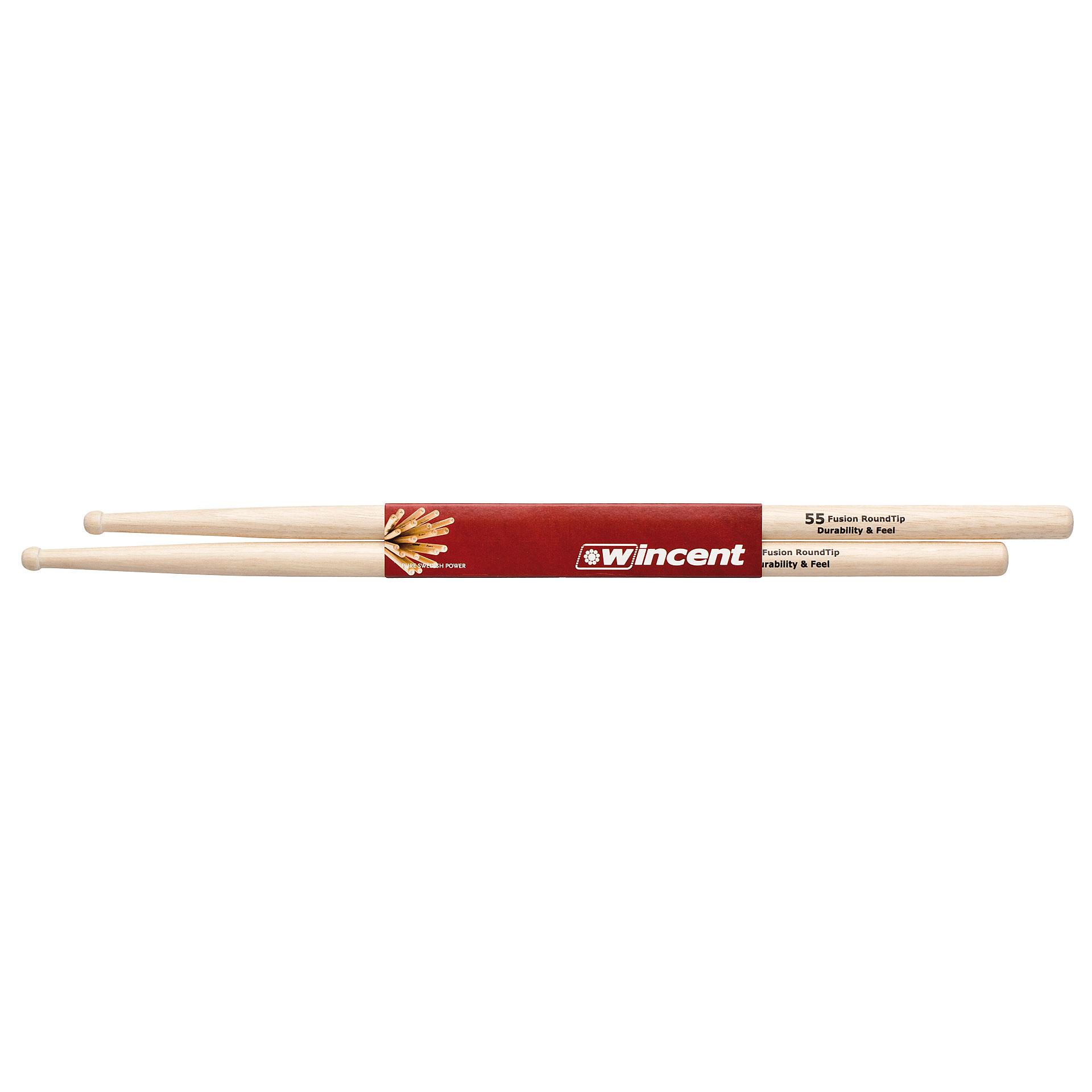 Wincent Drumsticks 55 Fusion Stick drumsticks