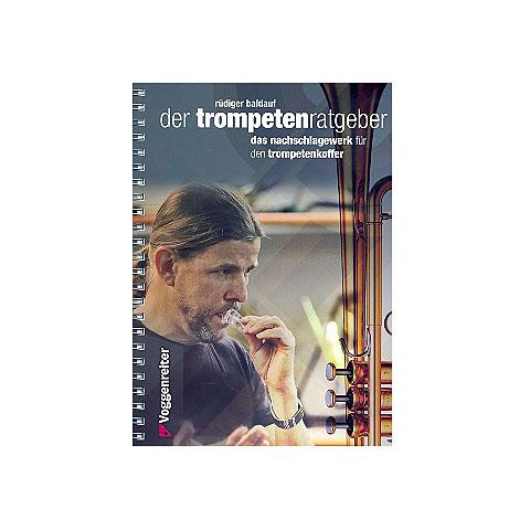 Libros guia Voggenreiter Der Trompeten-Ratgeber