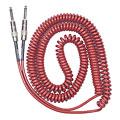Instrumentenkabel Lava Cable Retro Coil 6,6m Red