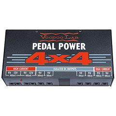 VoodooLab Pedal Power 4x4 « Guitar/Bass Power Supplies