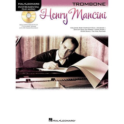 Hal Leonard Henry Mancini for Trombone