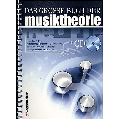 Voggenreiter Das Grosse Buch Der Musiktheorie