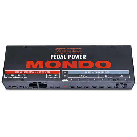 VoodooLab PedalPower Mondo