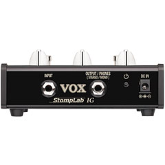 VOX StompLab I Guitar