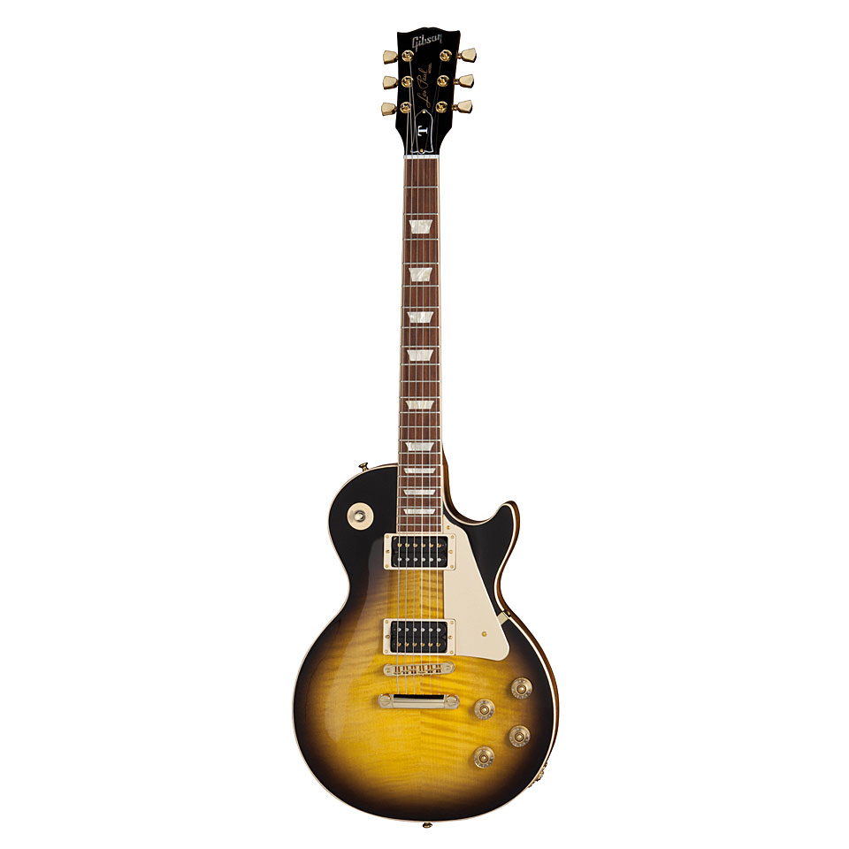 gibson les paul signature t vs gold hw electric guitar. Black Bedroom Furniture Sets. Home Design Ideas
