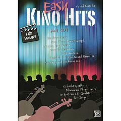 Alfred KDM Easy Kino Hits « Notenbuch