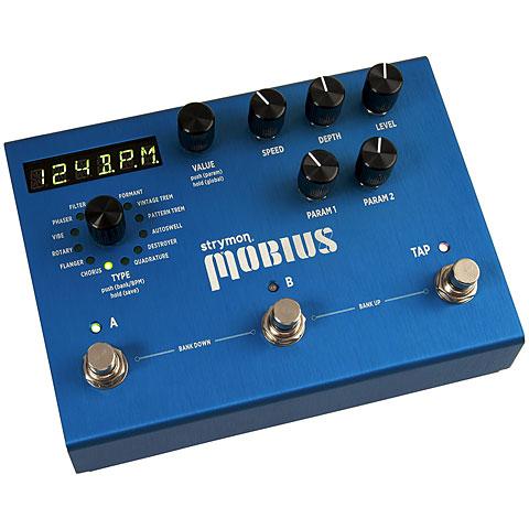 Effektgerät E-Gitarre Strymon Mobius Modulation Machine