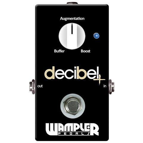 Wampler Decibel+