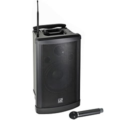 LD Systems Roadman 102 « Set sono PA sur batterie