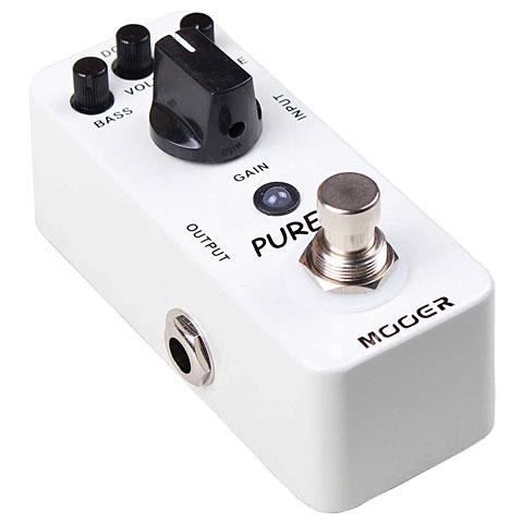 Effets pour guitare électrique Mooer Pure Boost