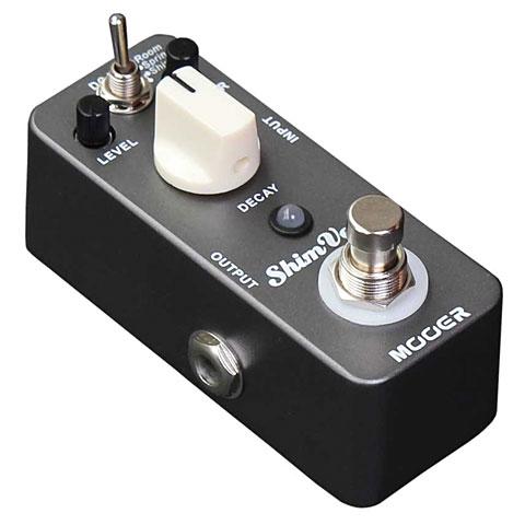 Effektgerät E-Gitarre Mooer Shim Verb