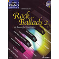 Recueil de Partitions Schott Schott Piano Lounge Rock Ballads 2