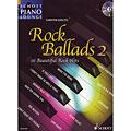 Recueil de Partitions Schott Schott Piano Lounge Rock Ballads 2