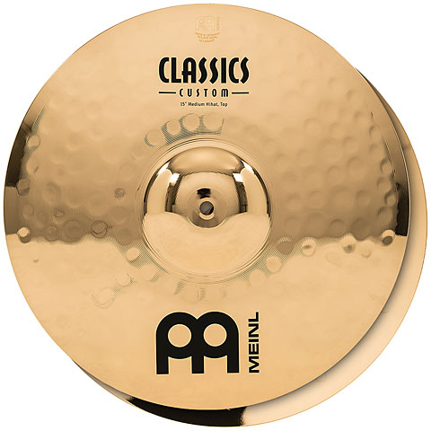 Meinl Classics Custom 15  Medium HiHat