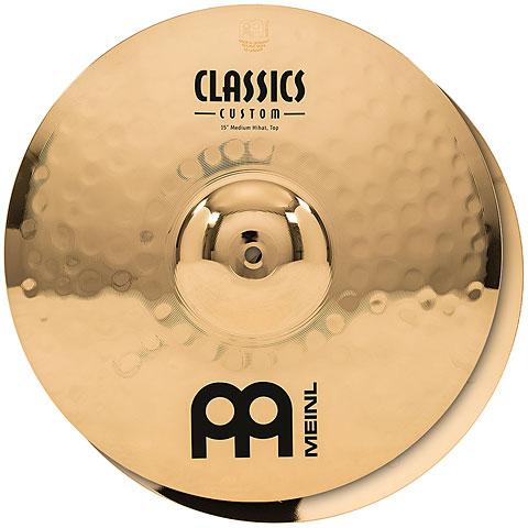 Meinl Classics Custom 15  Medium HiHat