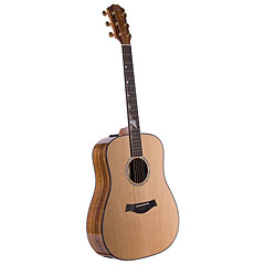 Taylor Custom Dreadnought ES « Acoustic Guitar