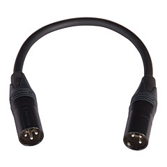 AudioTeknik XMM 0,2 m black « Adapter