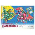 Music Notes Schott Weihnachten im Flötenzirkus, Wind Instruments