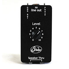 Suhr Iso Line Out Box « Little Helper