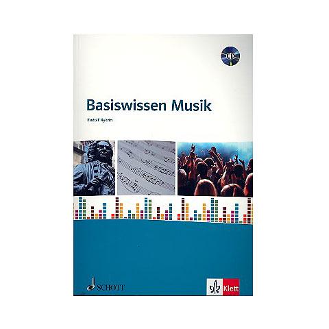 Musiktheorie Schott Basiswissen Musik