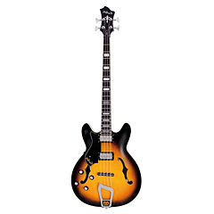 Hagstrom Viking Bass VS « Lefthanded Bass Guitar