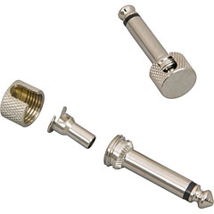 Lava Cable Lava Plug Right Angle Nickel « Fiche jack