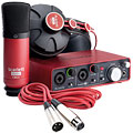 Audio interface Focusrite Scarlett Studio