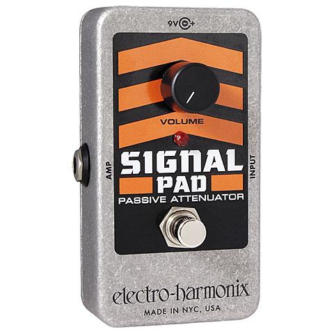 Little Helper Electro Harmonix Signal Pad