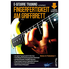 Tunesday E-Gitarre Training - Fingerfertigkeit
