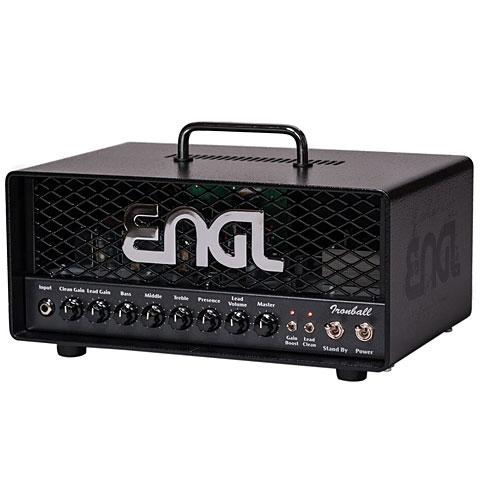 Cabezal guitarra Engl Ironball E606