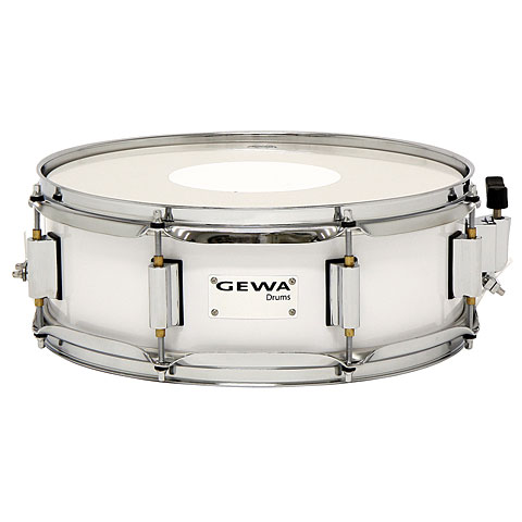Gewa Marching Snare Drum 14  x 5  White