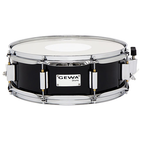 Gewa Marching Snare Drum 14  x 5  Black