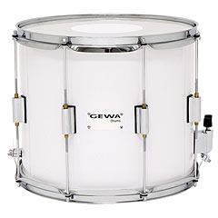 "Gewa Parade Snare 14"" x 12"" White « Parade Snare"