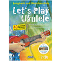 Instructional Book Hage Let's Play Ukulele