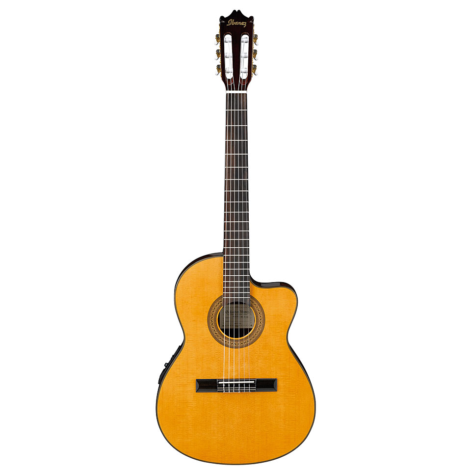 Konzertgitarren - Ibanez GA5TCE AM Thin Body Konzertgitarre - Onlineshop Musik Produktiv