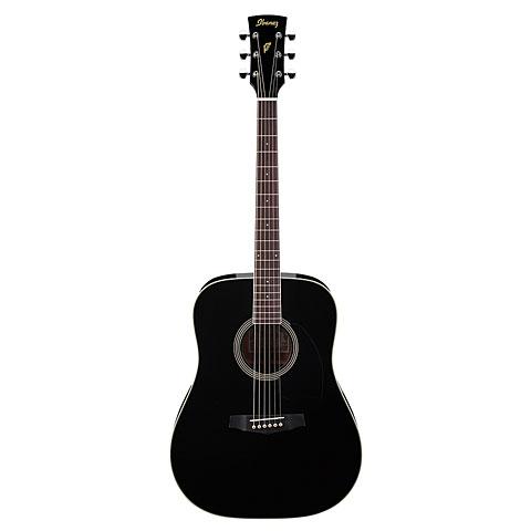 Guitarra acústica Ibanez Performance PF15-BK