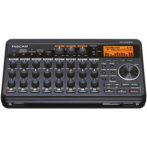 HD-recorder Tascam DP-008 EX