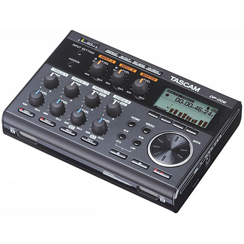 HD-Rekorder Tascam DP-006
