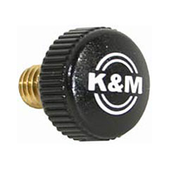 "K&M Knurled Screw 3/8"" (23550 / 236)"