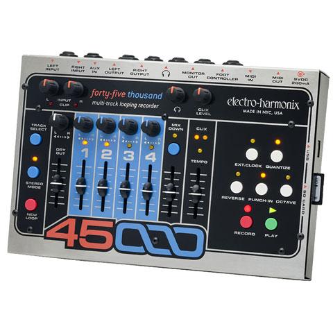 Pedal guitarra eléctrica Electro Harmonix 45000