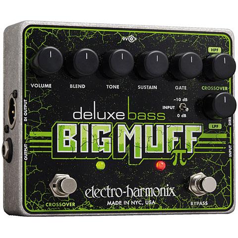 Effets pour basse électrique Electro Harmonix Deluxe Bass Big Muff PI