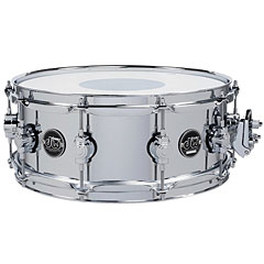 "DW Performance 14"" x 5,5"" Steel Snare « Caja"