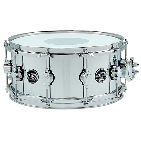 "DW Performance 14"" x 6,5"" Steel Snare"