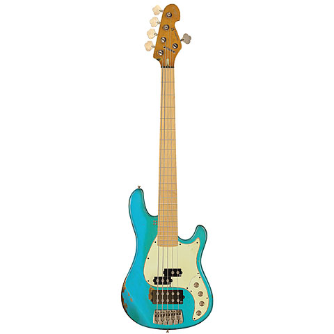 Sandberg California VM5 Hardcore Aged MN RQB « Electric Bass Guitar