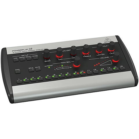 Behringer Powerplay P16-M