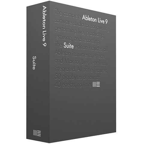 Ableton Live 9 Suite German