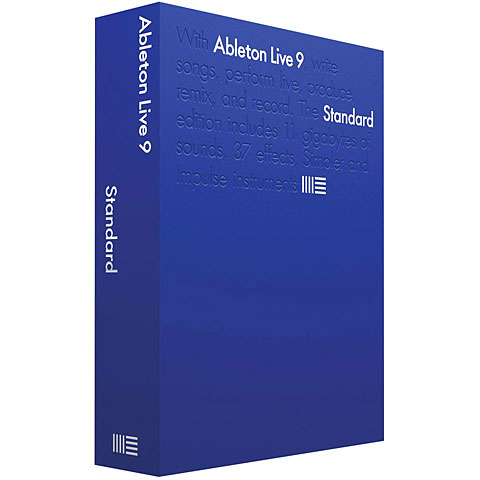 Ableton Live 9 Standard German EDU