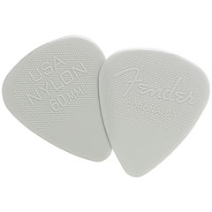 Fender Nylon Pick 0.60 (12 Stk.) « Pick