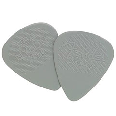 Fender Nylon Pick 0.73 (72Stk.) « Plektrum