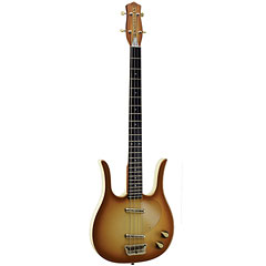 Danelectro 58 Longhorn Bass « Basse électrique
